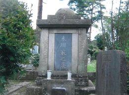 多磨霊園の米川家之墓