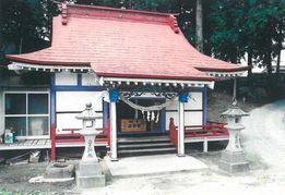 五戸町の高良神社