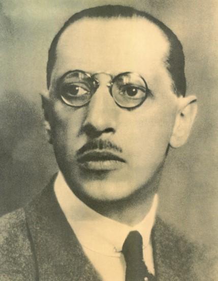 イーゴリ・ストラヴィンスキー