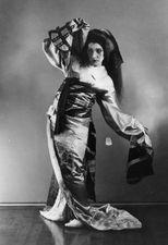 キティ・スラーヴィナの日本舞踊