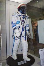ソユーズ宇宙船で着用の宇宙服