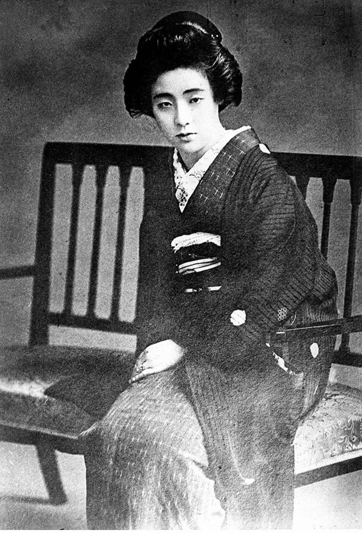 松井 須磨子