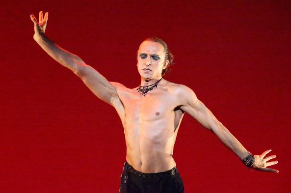 バレエ・日本舞踊の饗宴 ファルフ・ルジマトフ