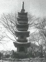 宝塔寺の五重の塔