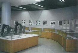 図書館2Fの「種蒔く人」資料室