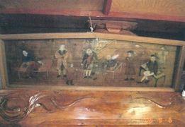 高良神社に保存されるアダム・ラスクマンの絵馬