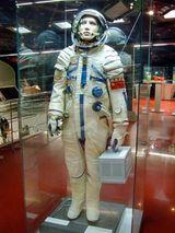 ロシアの宇宙服 ソコルーKV2