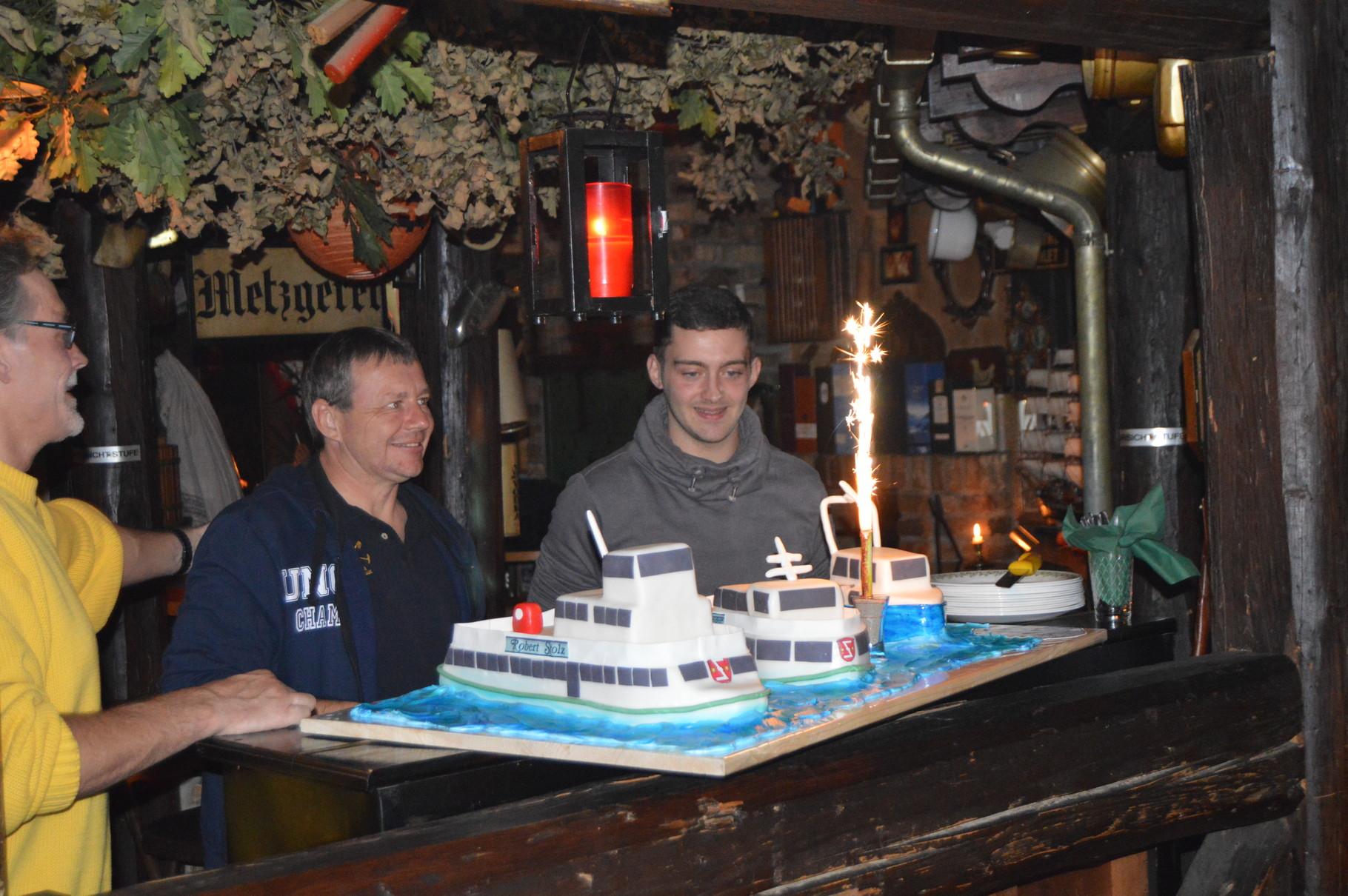 Jahresabbschluss 2015 Charterliner GmbH van de Lücht