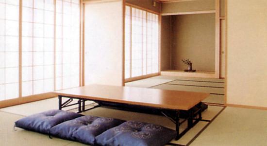 和室 8帖と6帖の2室