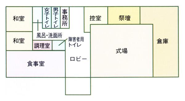 屋内平面図