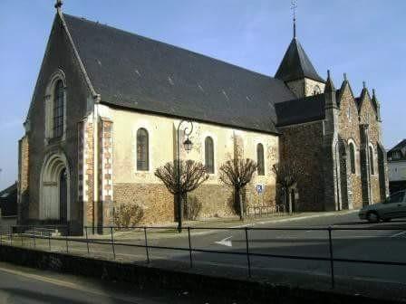 Église de la Trinité de Nuillé-sur-Vicoin