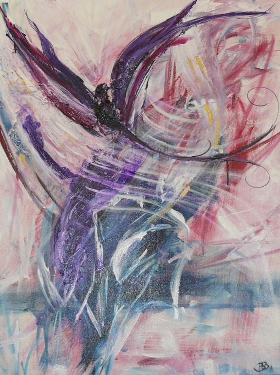 60 x 80, Acryl 2011