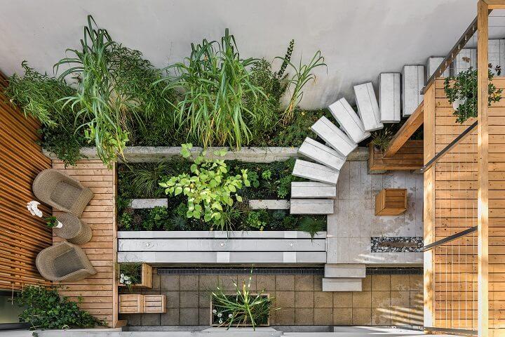 Ästhetisches Design trifft Natur