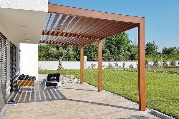 Wir lieben Konstruktionen aus Holz