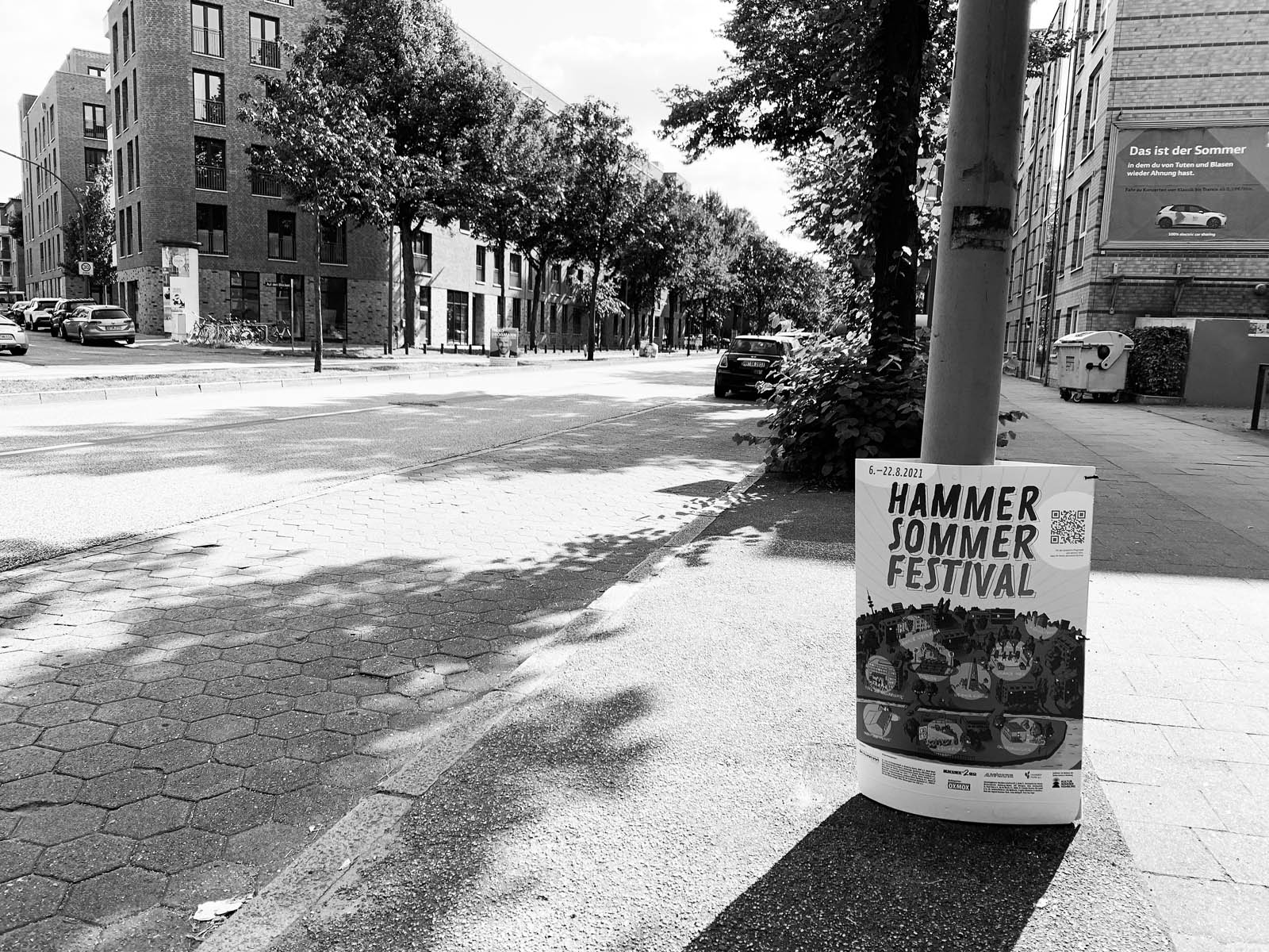 Stadtteilinitiative Hamm - Allwetterplakate