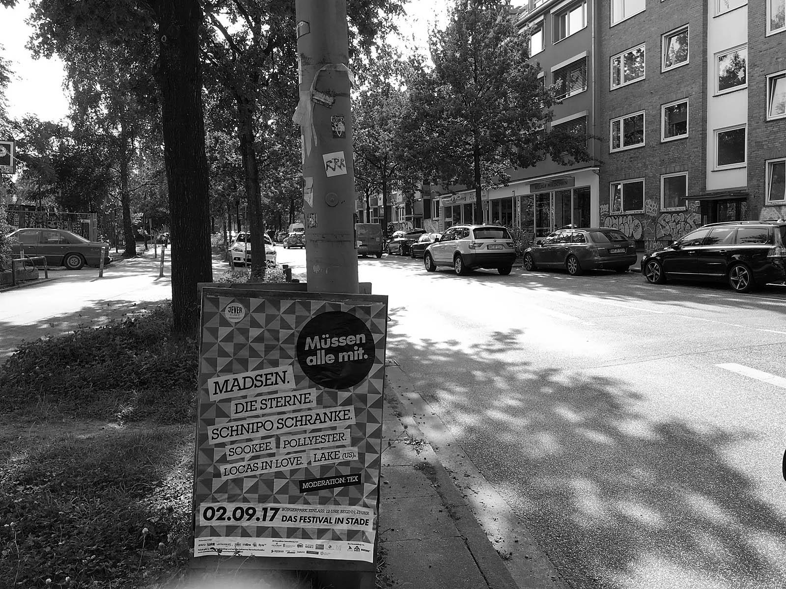 Hartfaserplatten - Hamburg