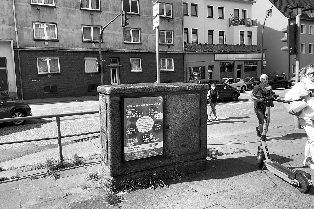 SBB - Moskitos Hamburg Harburg