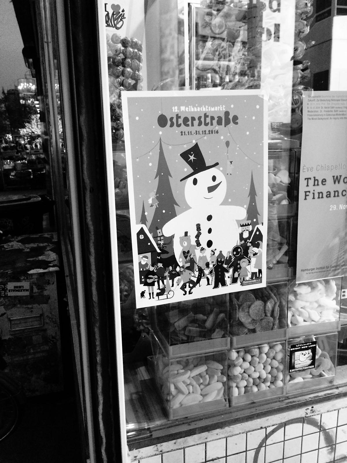 Schaufenstertouren - Hamburg