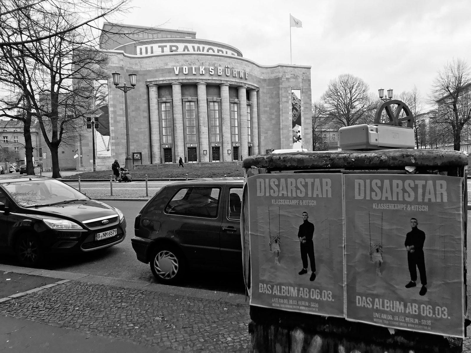 Flächen - Berlin