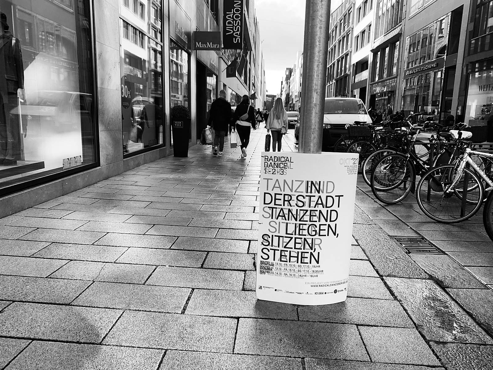 Allwetterplakate - Hamburg