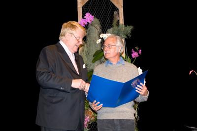 Dr. Wolfgang Staeck, Präsident der DCG