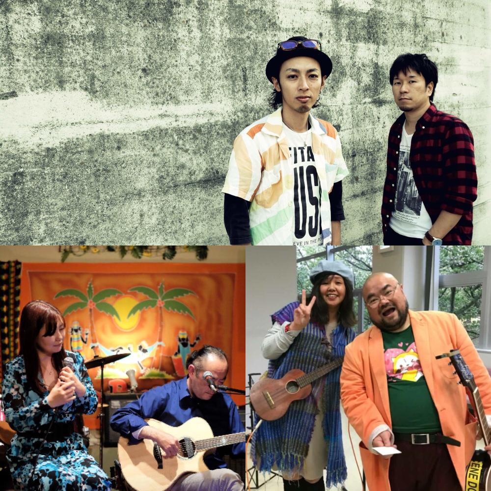 弾き語り交流ライブ「熊本BATTLE-BOX vs宮崎SR BOX」6月9日熊本/6月10日宮崎