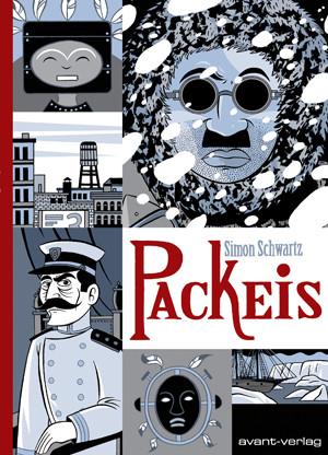 """""""Packeis"""", avant-verlag, 2012"""