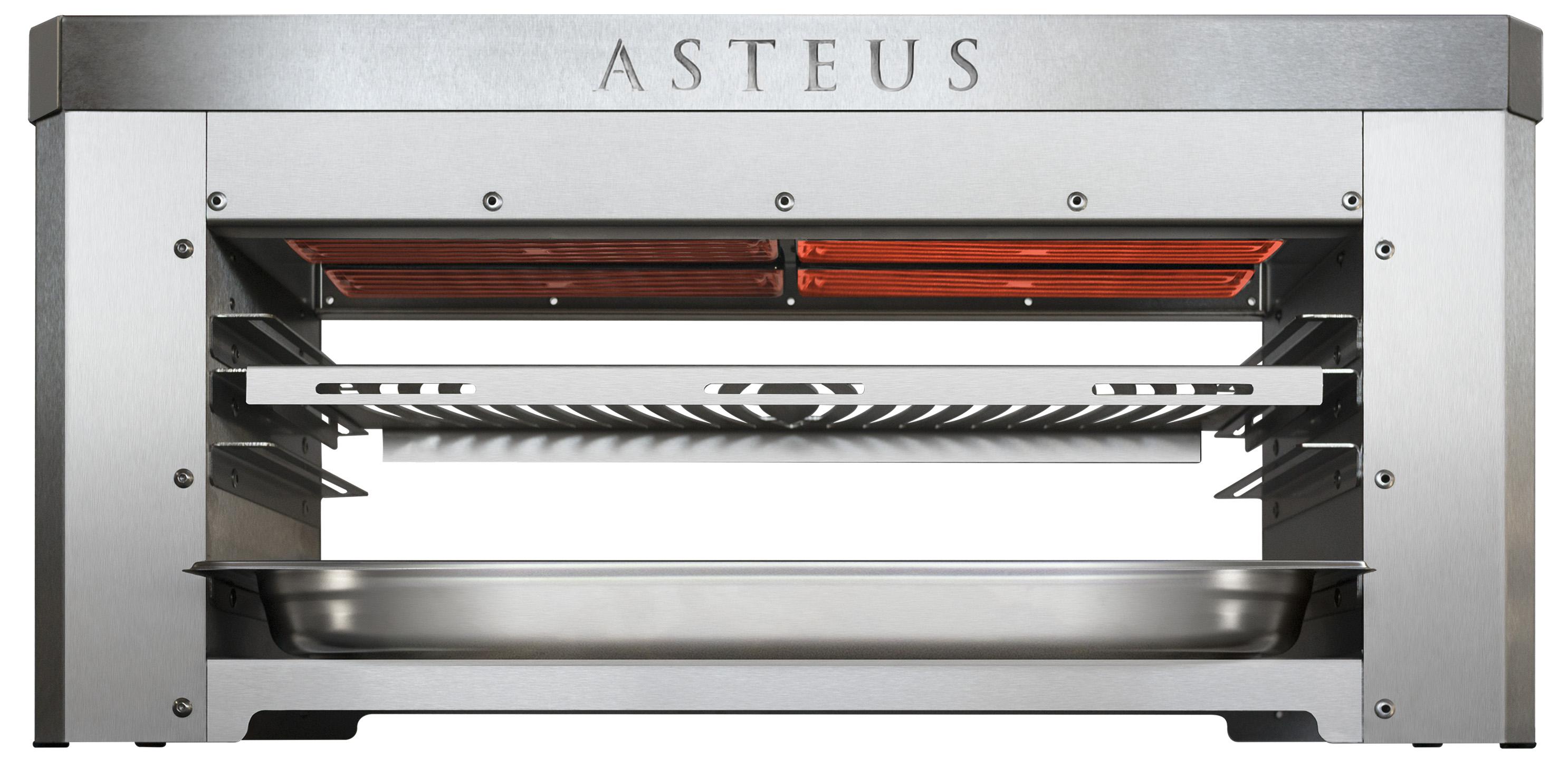 Asteus Family Infrarot Grill