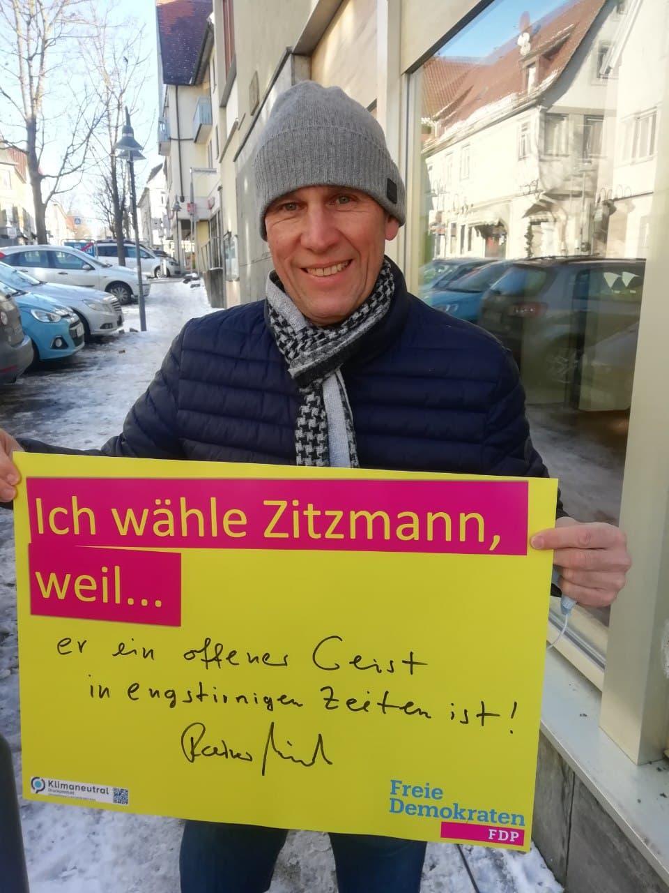 Rainer Kienzle, Unternehmer