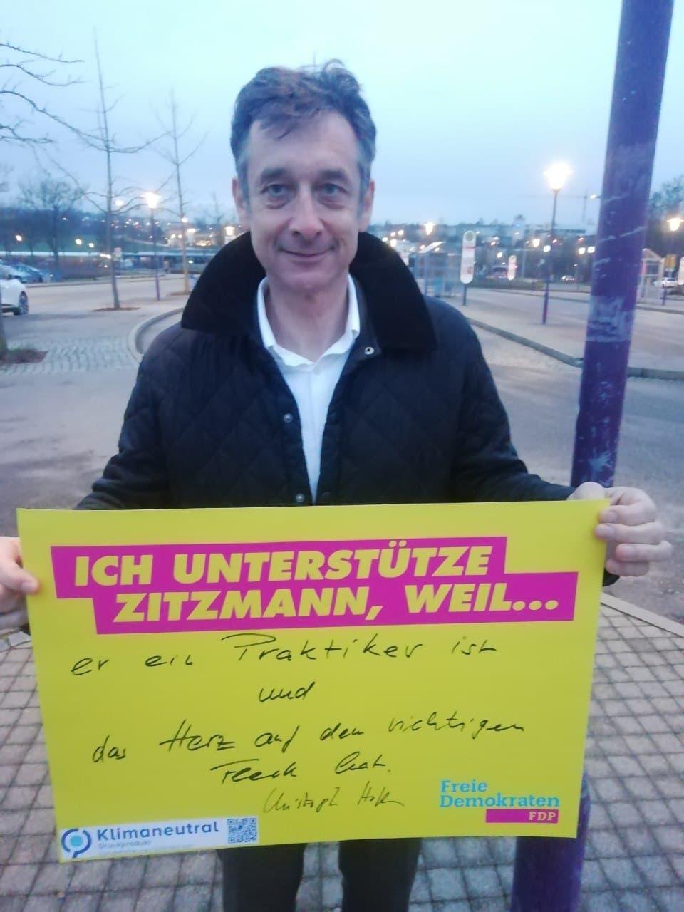 Christoph Hoffmann, MdB