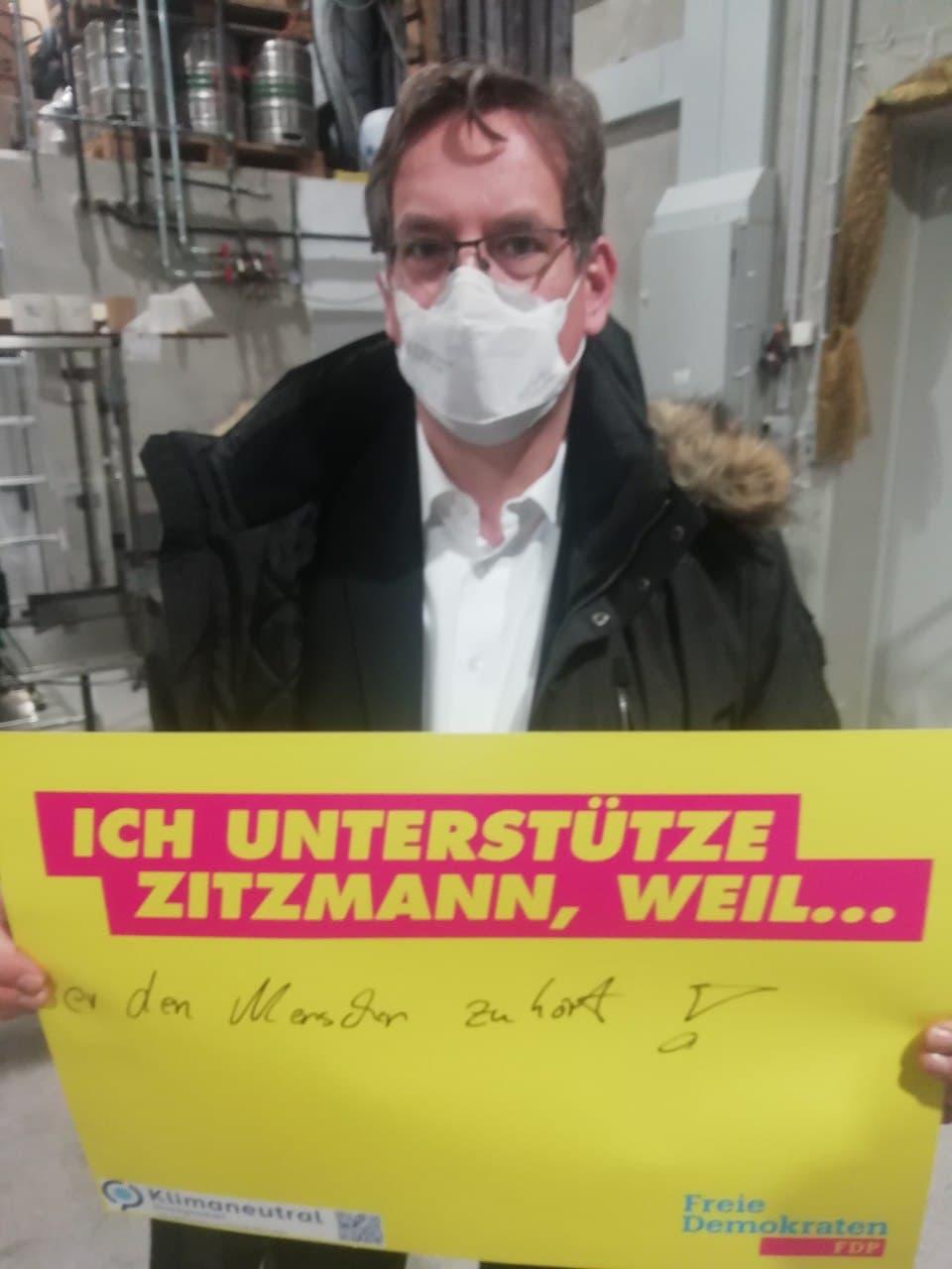 Prof. Dr. Erik Schweickert, MdL