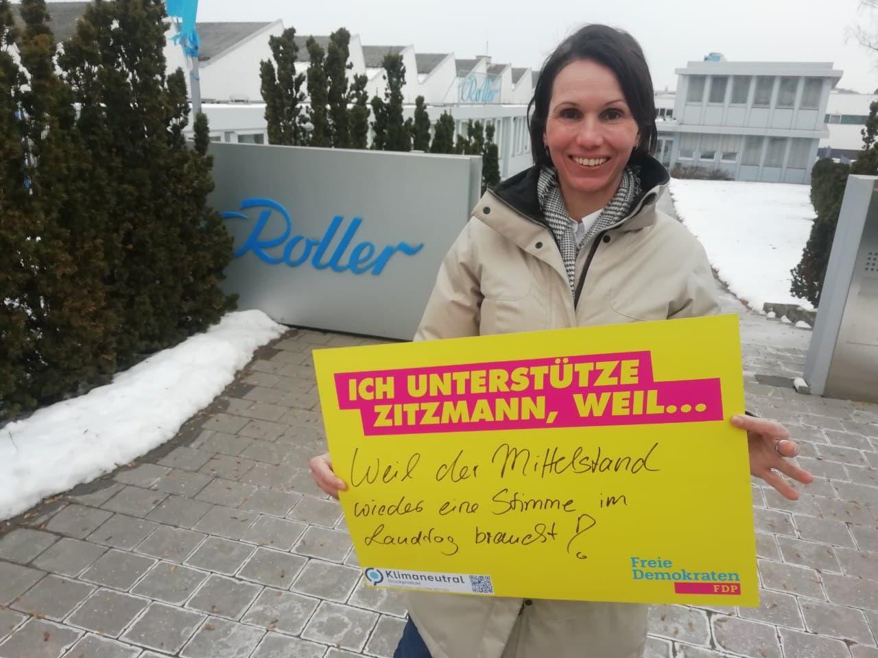 Judith Skudelny, MdB, FDP-Generalsekretärin Baden-Württemberg