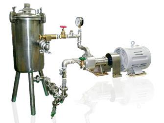 Microbubble emulsionizer