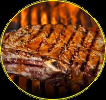 parrilladas de carne asada