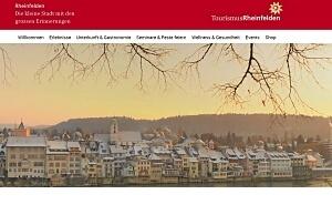 Tourist information Rheinfelden Schweiz