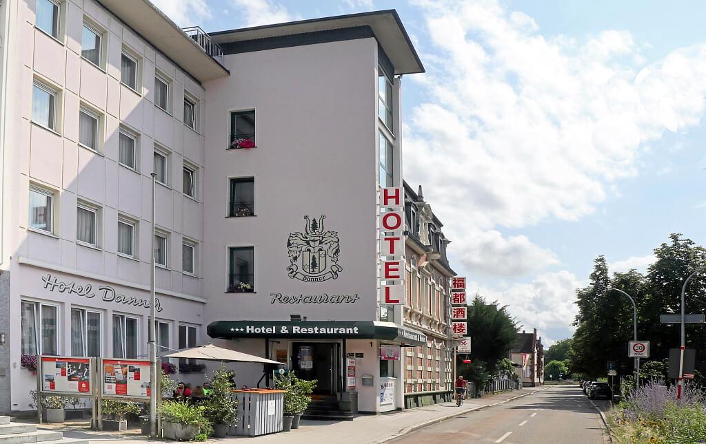 Hotel Danner in Rheinfelden
