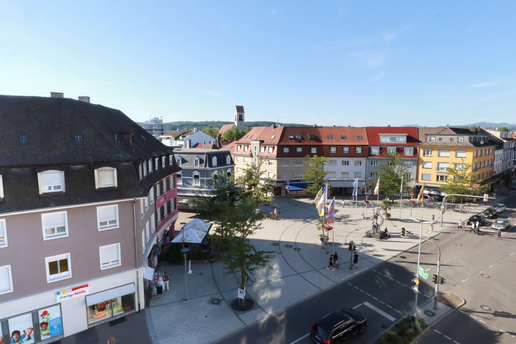 Direkt in der City von Rheinfelden