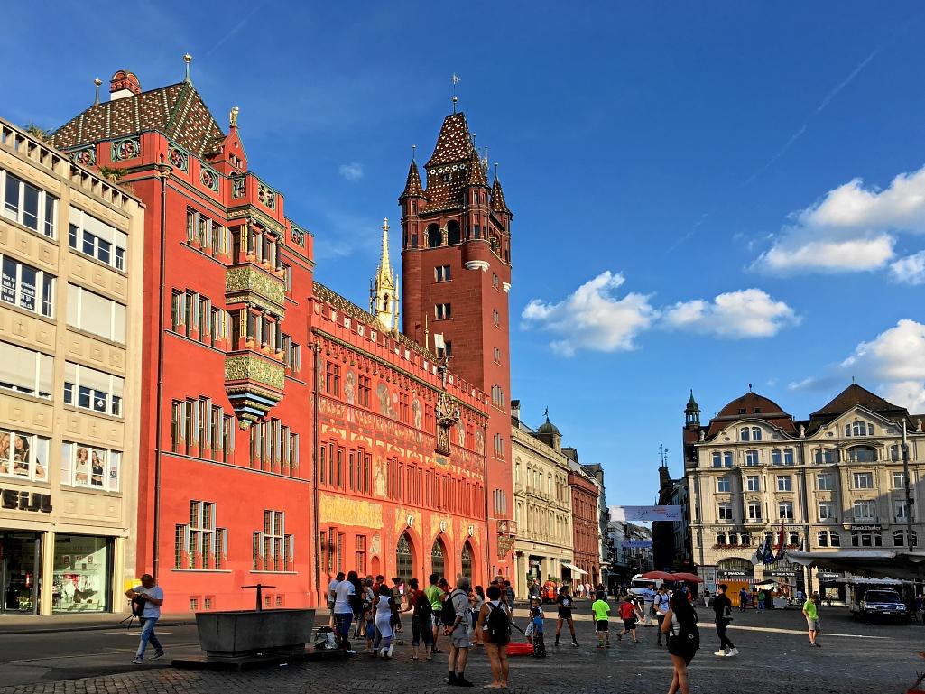 Rotes Rathaus Basel