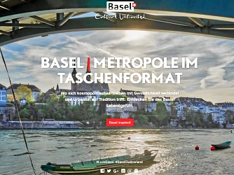Tourist Information Basel