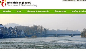 Tourist Office Rheinfelden Deutschland