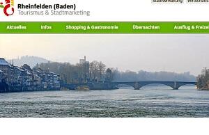 Tourist Information Rheinfelden Deutschland