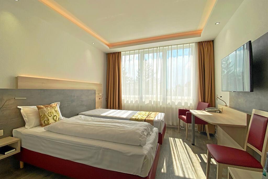 Neue Comfort-Zimmer