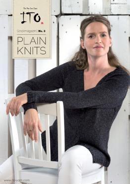 Nr.3 Plain Knits / 13,80 €