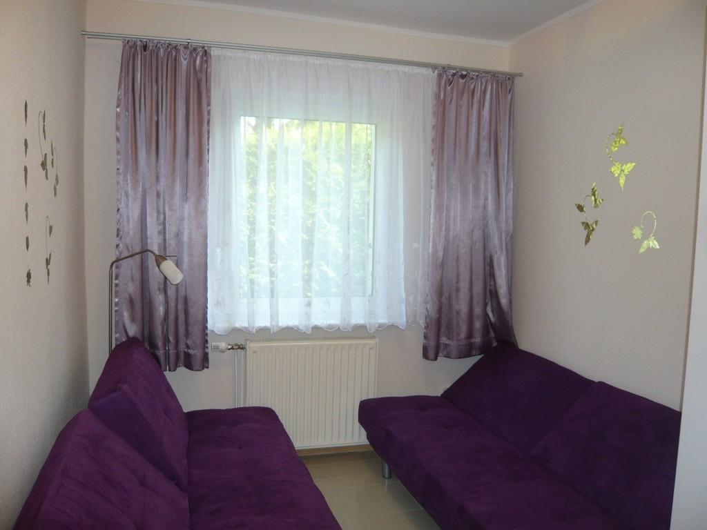 Schlafzimmer Nr. 2 zwei Einzelbetten