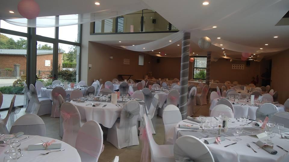 Mariage à la Ferme Saint-Jean Charleroi Sud