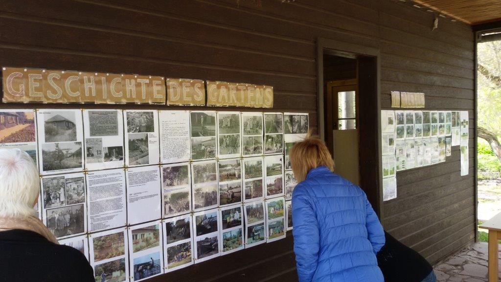 Geschichte des Botanischen Gartens in Bildern