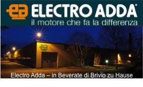 ELECTRO ADDA S.p.A. - Werk - TECHTOP ADDA MOTOR GmbH