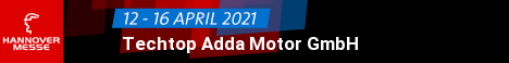 Techtop Adda Motor GmbH bei virtueller HMI Digital Edition 2021
