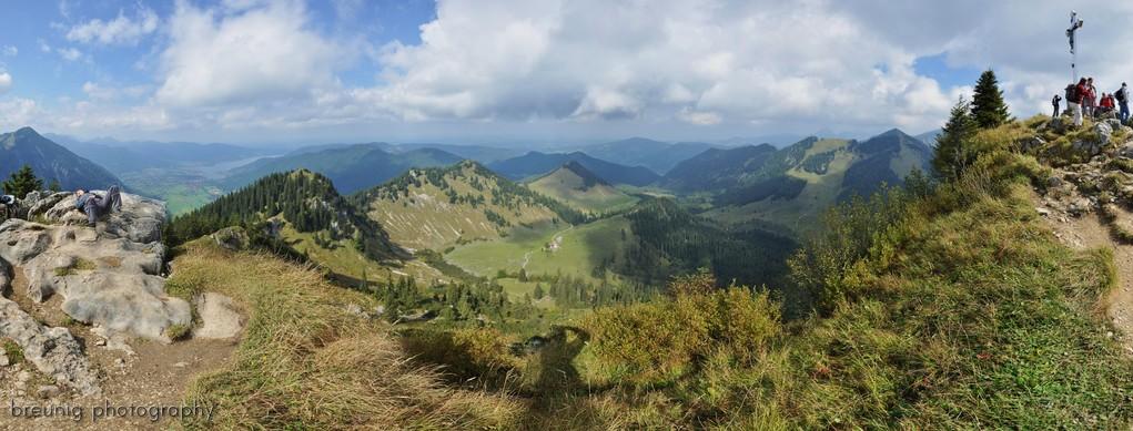 bodenschneid / mangfall mountains (1.669m)