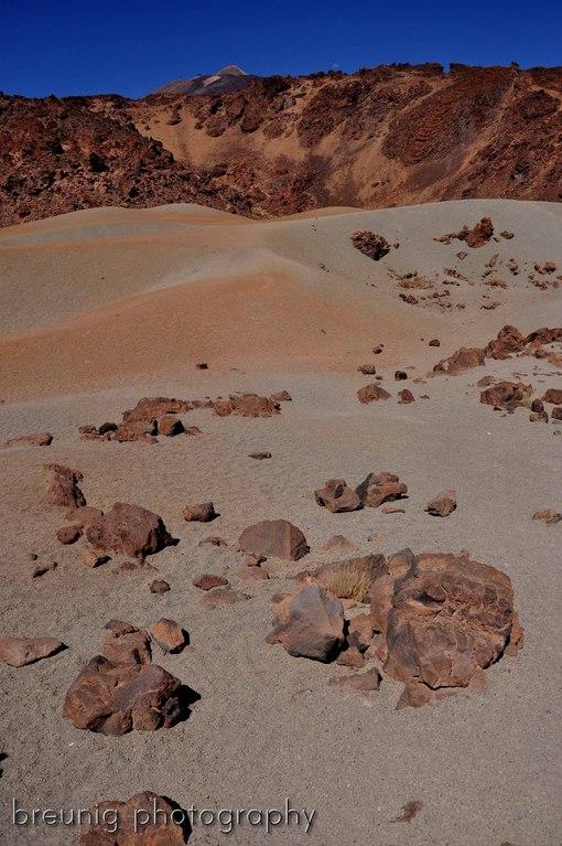las canadas del teide national park III